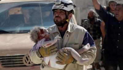"""اجلاء 800 من عناصر """"الخوذ البيضاء"""" السوريين الى الاردن لتوطينهم في ثلاث دول غربية"""