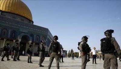 أكثر من 1000 مستوطن إسرائيلي يقتحمون المسجد الأقصى بحماية الشرطة