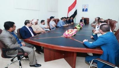 نائب الرئيس يشدد على ضرورة تبني خطاب إعلامي يعزز تلاحم اليمنيين