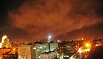 """""""عدوان جوي اسرائيلي"""" على موقع عسكري في مصياف وسط سوريا"""