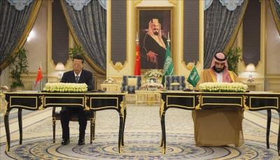 الصين في قلب الخليج لمنافسة الولايات المتحدة الأمريكية