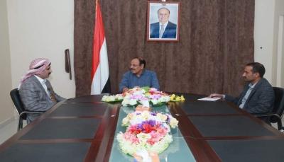 نائب الرئيس يجدد دعوته لأبناء محافظة صنعاء لمساندة الشرعية في إنهاء الانقلاب