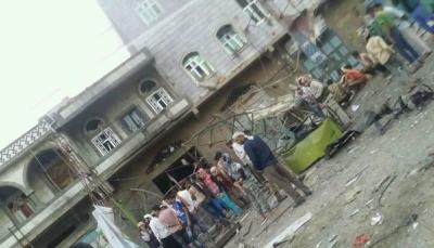 """انفجار عبوة ناسفة في """"بوفية"""" تتبع قيادي بالمجلس الانتقالي والمقاومة بالضالع"""