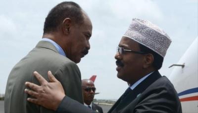 الصومال واريتريا تتفقان على اقامة علاقات دبلوماسية