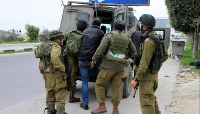 الاحتلال الإسرائيلي يعتقل 20 فلسطينيا بينهم 4 من قناة القدس الفضائية