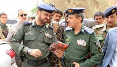 """شرطة مأرب تضبط شحنة """"حشيش مخدر"""" كانت في طريقها لمليشيا الحوثي"""