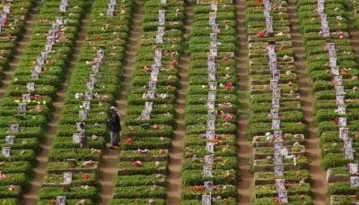 الجيش يعلن مقتل 1409 حوثياً خلال النصف الأول من العام الجاري بتعز