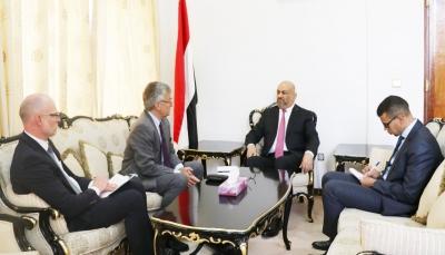 """السويد تؤكد دعمها لليمن وتقول: """"ليس أمام الحوثيين سوى الإلتزام بالمرجعيات الدولية"""""""