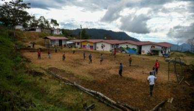 اكثر من 260 الف قتيل 82 بالمئة منهم مدنيون في 60 عاما من النزاع في كولومبيا