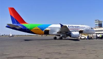 وصول أول رحلة جوية من إريتريا إلى إثيوبيا منذ عقدين