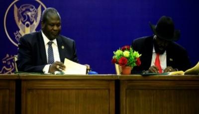 طرفا النزاع في جنوب السودان يوقعان اتفاقاً نهائياً لتقاسم السلطة