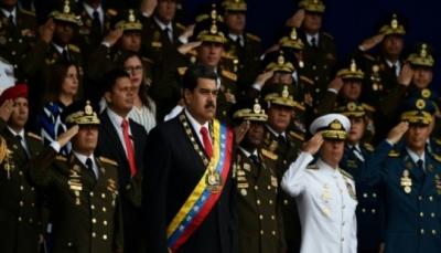 """الرئيس الفنزويلي يتهم نظيرة الكولومبي مجددا بالوقوف وراء """"الاعتداء"""" ضده"""