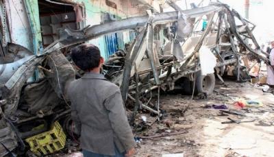 """التحالف يعلن التحقيق في حادثة """"حافلة ركاب صعدة"""" التي أسفرت عن مقتل وإصابة 120 شخص"""