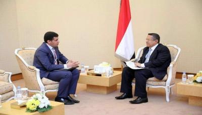 بن دغر: المرجعيات الثلاث الطريق الوحيد والآمن لإنهاء الأزمة وبناء اليمن الإتحادي