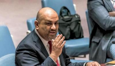 وزير الخارجية: المجتمع الدولي يمارس الابتزاز في التعامل مع الشرعية والتحالف