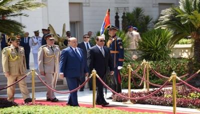 الأوضاع في البحر الأحمر وباب المندب تتصدر أعمال القمة اليمنية - المصرية في القاهرة