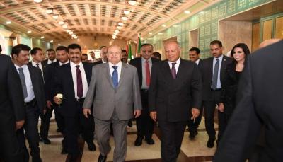 أمين عام جامعة الدول العربية: المرجعيات الثلاث أساس الحل في اليمن