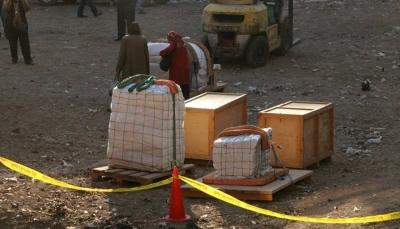 """الأجهزة الأمنية بـ""""عدن"""" تعلن إحباط تهريب 12 قطعة أثرية إلى جيبوتي"""