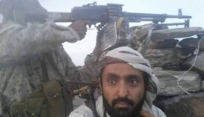 """استشهاد الإعلامي """"أحمد المصعبي"""" أثناء تغطيته المعارك بالبيضاء"""