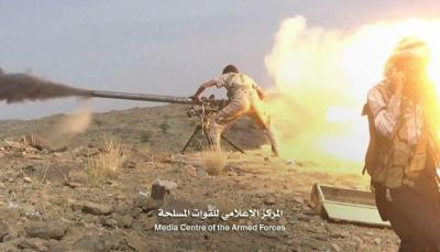 البيضاء.. مقتل 13 حوثيا في جبهة الملاجم