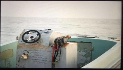 التحالف يعلن إحباط هجوم بزورق مفخخ تم تسييره من شواطئ الحديدة (فيديو)