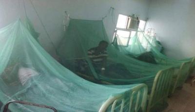 منظمة صحية: إصابة العشرات بحمى الضنك في تعز