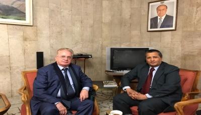 روسيا تؤكد انها ستعمل جاهدة مع اليونيسكو لمنع تداول الآثار اليمنية واعادتها