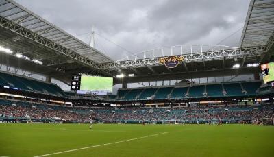 إسبانيا تقترب من إقامة مباراة جيرونا وبرشلونة في أمريكا