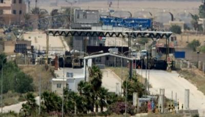 محادثات بين سوريا والأردن لفتح معابر حدودية بينهما