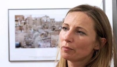 مصورة فرنسية تفوز بجائزة عالمية لتغطيتها حرب اليمن