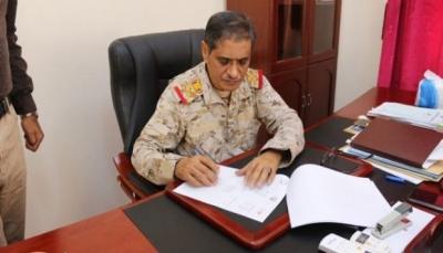 """محافظ حضرموت يصل """"سيئون"""" عقب خلافات مع سلطة الوادي حول ملفي الأمن والخدمات"""