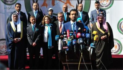 """""""الحلبوسي"""" رئيسًا جديدًا لمجلس النواب العراقي بعد حصوله على غالبية الأصوات"""