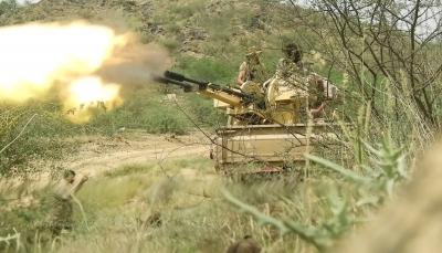قائد محور صعدة: مصرع العشرات من الحوثيين في مران والجيش يتقدم في باقم