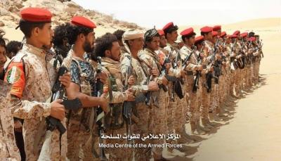 محور صعدة يحتفي بتخرج الدفعة الأولى من الشرطة العسكرية