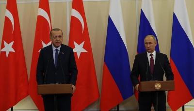تركيا وروسيا تتفقان على إقامة منطقة منزوعة السلاح في إدلب السورية