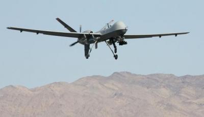 مقتل مدنيين اثنين بغارة لطائرة أمريكية بدون طيار في البيضاء