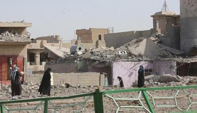 الحرب دمرت أكثر من 150 ألف منزل بالعراق