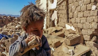 """صورة مسروقة توقع الحوثيين في """"فخ"""".. وصحفي يحرجهم أثناء عرضها بمجلس حقوق الإنسان"""
