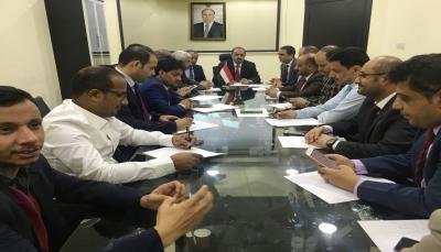 وزير الإعلام يستعرض الخطة الإعلامية الخاصة بـ 26 سبتمبر