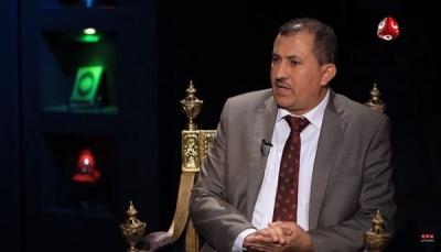 """قيادي في حزب الإصلاح ينتقد الحكومة ويصفها بـ""""حكومة النوارس المهاجرة"""""""
