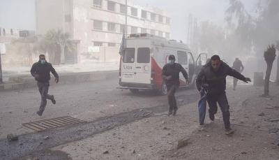 سوريا: 2832 قتيلًا مدنيًا  بفعل العمليات العسكرية للتحالف الدولي