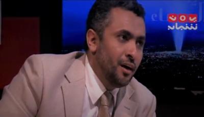 """قيادي في حزب الإصلاح يهاجم الحوثيين ويقول """"موقفنا صريح ويرفض انتفاشتكم"""""""