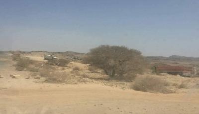 """البيضاء: الجيش يحرر مواقع جديدة ويأسر مقاتلين حوثيين في """"قانية"""""""
