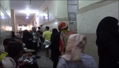 """مصدر طبي لـ""""يمن شباب نت"""": إرتفاع أعداد الوفيات والمصابين بالحميات في تعز"""