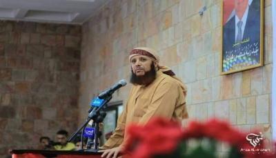 """إصلاح تعز يدين محاولة اغتيال الشيخ """"القاضي"""" ويدعو الأجهزة الأمنية للقيام بدورها"""