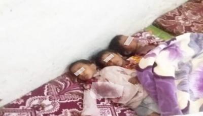 """البيضاء: في جريمة بشعة... أبّ يقتل أطفاله الثلاثة وهم نائمون بـ""""رداع""""(صور)"""