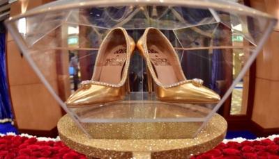 في دبي.. أغلى حذاء في العالم سعره «17 مليون دولار»
