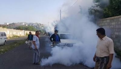 مصدر طبي: 371 حالة وفاة وإصابة بوباء حمى الضنك في عدن خلال شهرين
