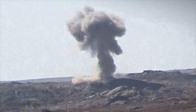البيضاء: قتلى وجرحى من المليشيات في مواجهات مع الجيش وغارات التحالف بالملاجم