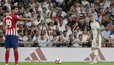 ريال مدريد يفشل في الاستفادة من تعثر برشلونة ويتعادل في قمة مدريد